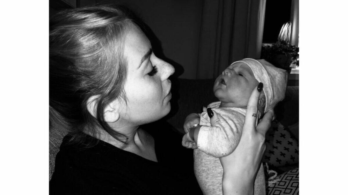Jag kommer inte kunna bära mitt barn…