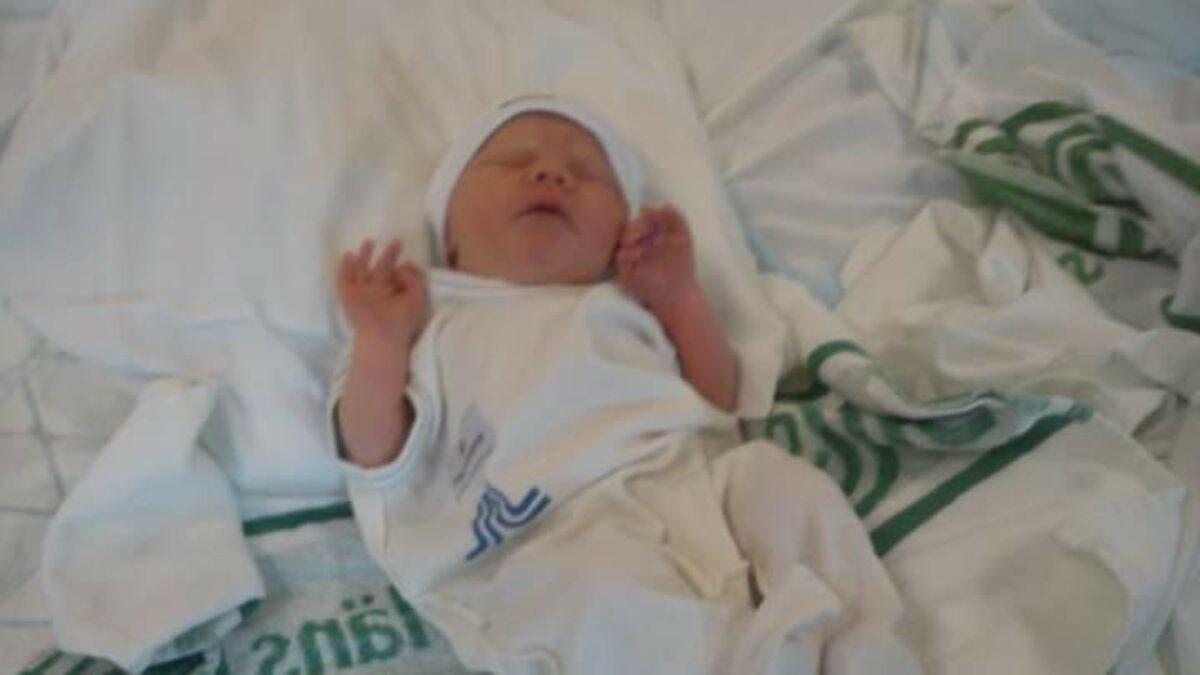 Jag blev sjuk i förlossningspsykos